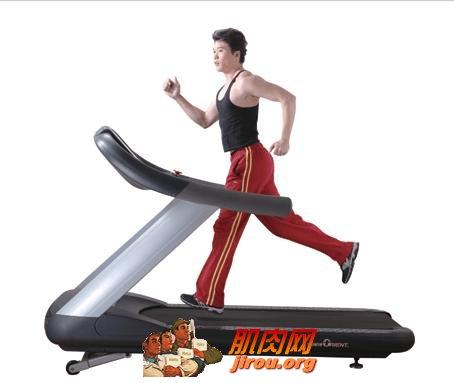 跑步机减肥方案