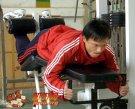 足球运动员各项体能、力量