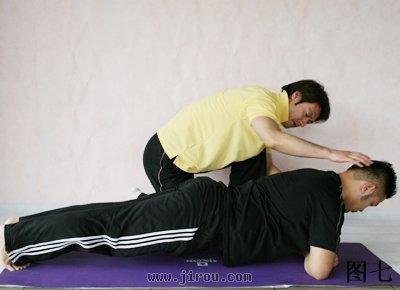肘关节的运动图解