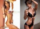 美女模特健身计划