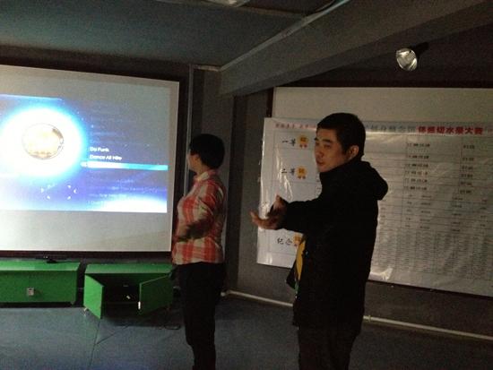 全国首家xbox电子健身概念馆落户吉林市