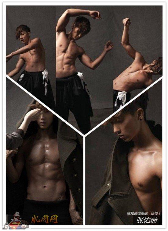 男演员谢宁图片_韩国男明星肌肉欣赏_肌肉网