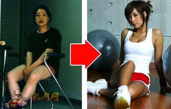 46岁韩国妈妈身材惊人 靠健身跻身富豪行列