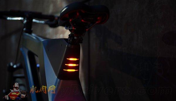 高清大图:这就是百度自行车!酷