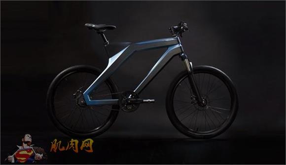 百度智能自行车DuBike