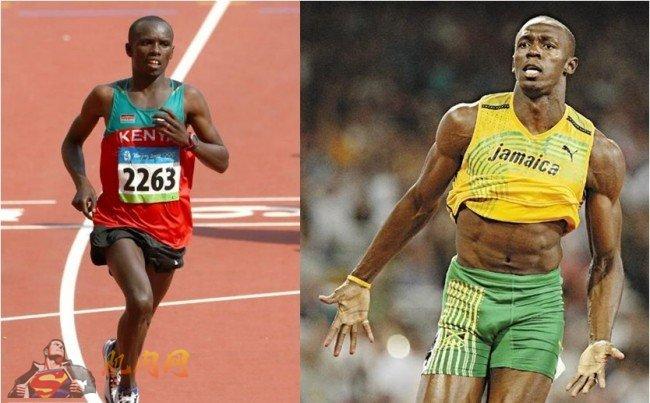 你想?有?跑?手?是短跑?手的身型?