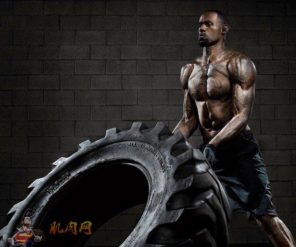 背部锻炼动作_詹姆斯拍广告展现最强肌肉_肌肉网
