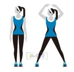 15个常用的自重锻炼动作