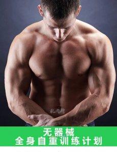 自重全身健身计划(无器械