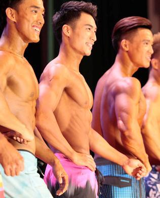 2015年全国健身锦标赛