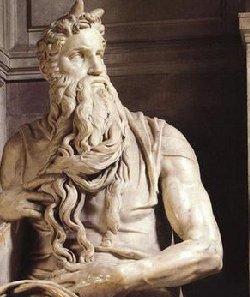 米开朗基罗:摩西像