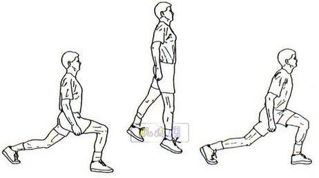 4,弓步蹲跳躍圖片