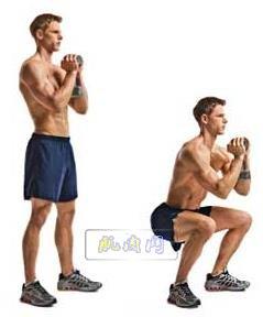 上班族30分钟简易健身计划