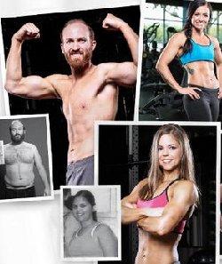 超变态高强度健身计划