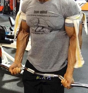 限制血流速训练法 让增肌