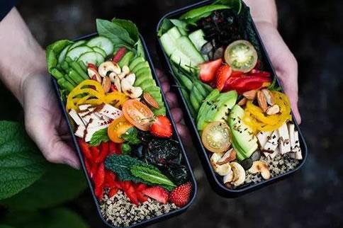 减肥减脂食谱