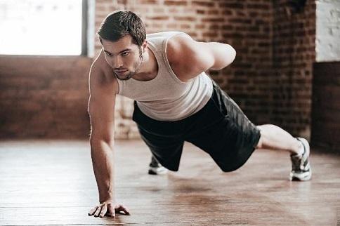 徒手健身怎么练?