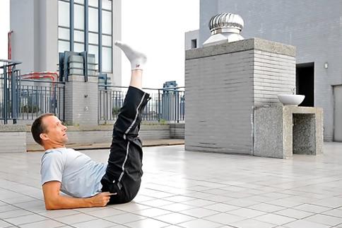 什么是卷腹運動 卷腹的正確做法是什么 增肌健身