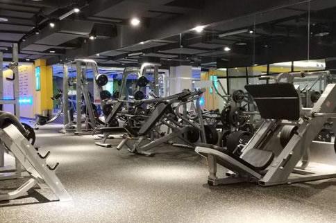 健身房一周健身计划方案表 健身课程