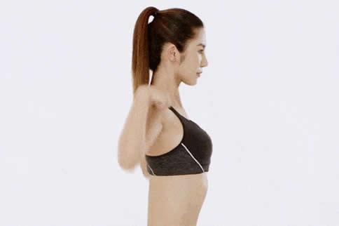 徒手练肩的最佳动作介绍 增肌健身
