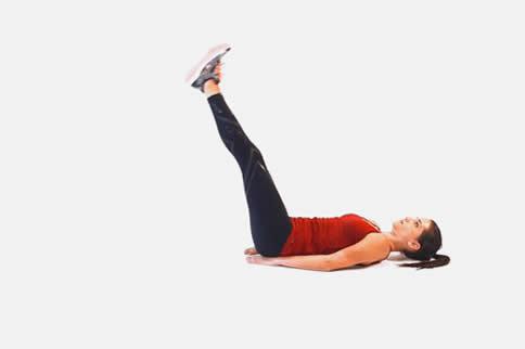 高强度腹肌训练动作图解大全