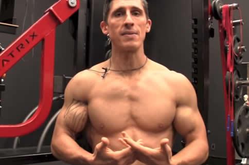 男人在家怎么练手臂肌肉最好