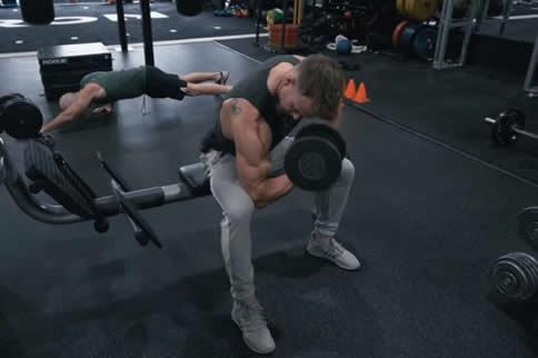 手臂肌肉怎么瘦下来最好最快