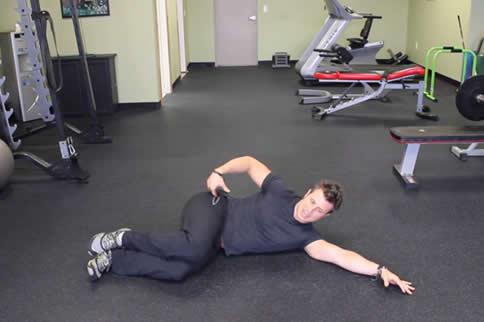 最好的腰方肌拉伸动作都是什么动作