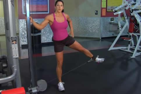 为什么臀中肌练不起来 可能你的方法错了
