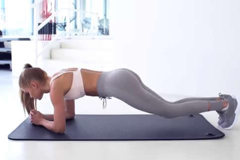 最好的30天腹肌训练计划