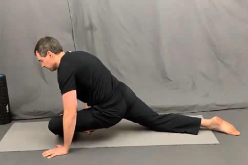 腰方肌锻炼