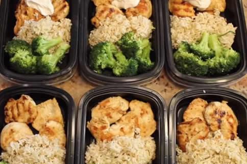 鸡胸肉健身餐怎么做最正确