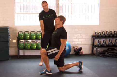 腿部耐力训练的常用手段