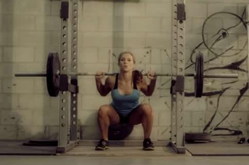 瘦身肌肉获得健身点四个训练点,以帮助你增强力量