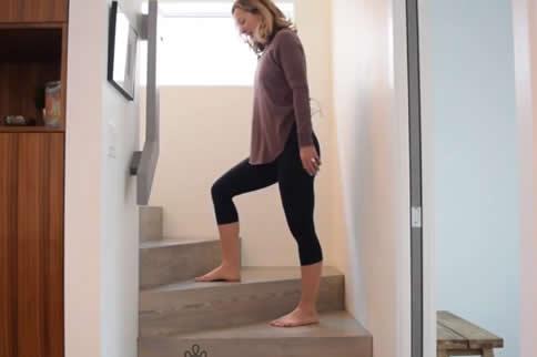 爬楼梯能瘦腿吗