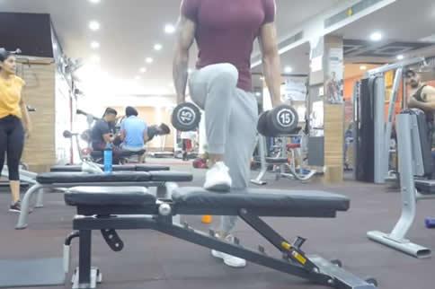 如何快速瘦腿在一星期内