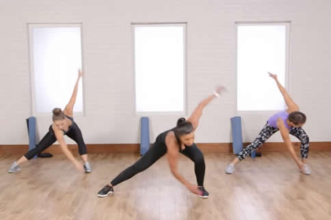 跳健身操多久能减肥