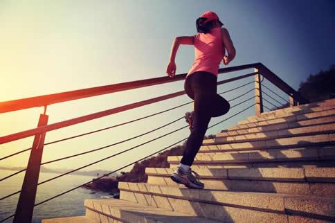 爬楼梯减肥的正确方法