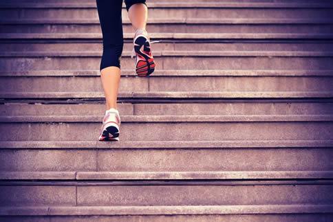 如何正确爬楼梯减肥