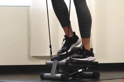 踏步机是有氧运动么 能减肥吗